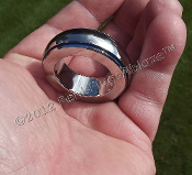 BLUE LINE™ GLANS WEIGHT RING!!! 1 INCH (25mm) ID
