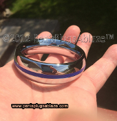 BLUELINE™ ALLOY COCK AND BALL RINGS 50mm ID