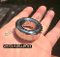 GIANT DONUT SURGICAL STEEL GLANS RING 113 GRAMS