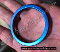 SKINNY BLU™ THIN ALLOY C&B RING 50mm ID