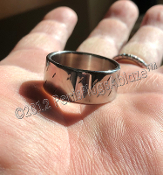 THINZY GRIPPER™ STAINLESS GLANS RINGS 1inch (25mm) ID