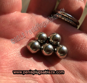 STAINLESS STEEL BALLS 10mm FULLDROP SERIES TOYZ!