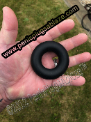 Monster Donut Silicone Cock And Ball Stretcher Ring