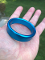 CHUBBY BLU™ WIDE ALLOY C&B RING 50mm ID