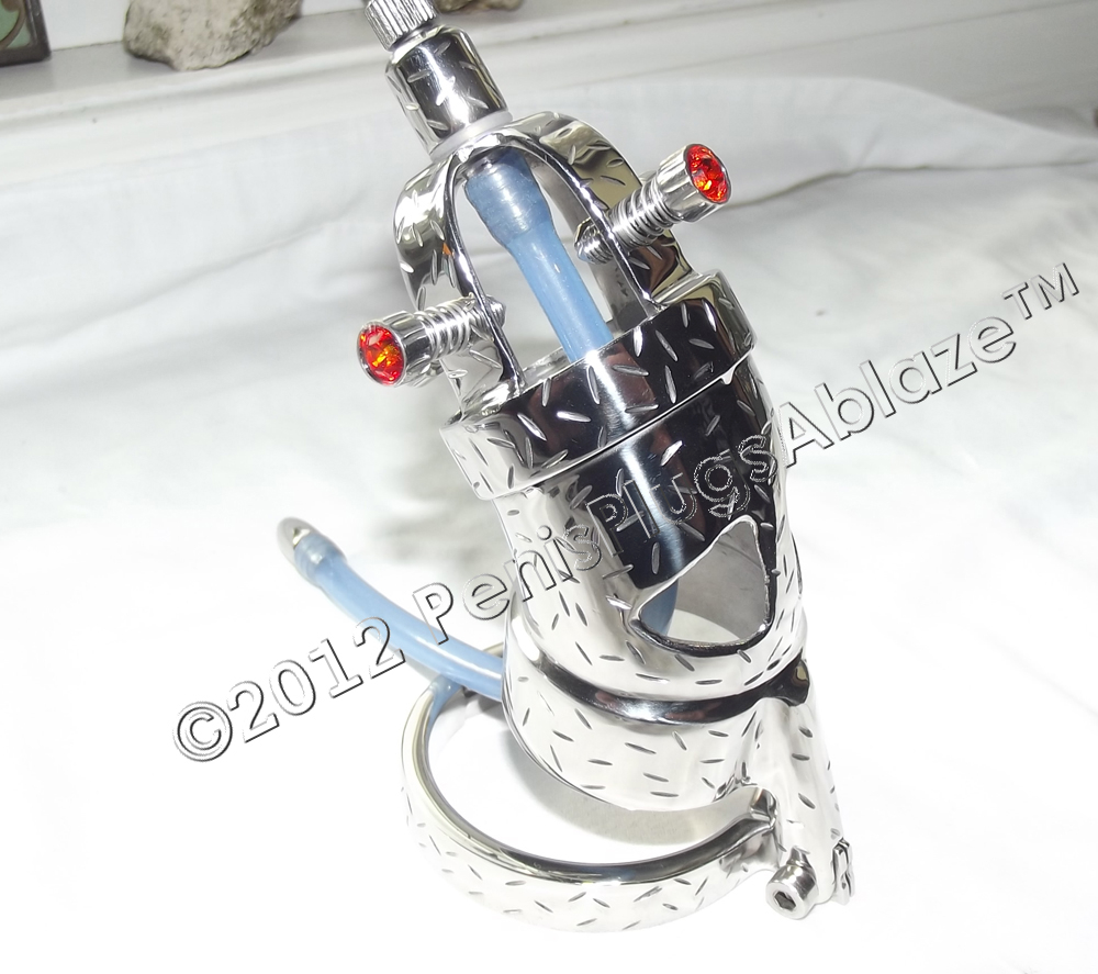 CHASTITY CAGES CUSTOM