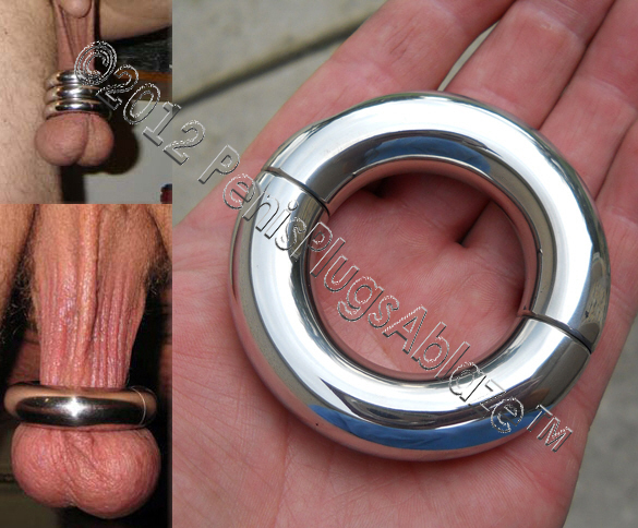 Cock And Ball Cage Rings
